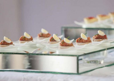Canapees and Appetizer by DOMINICAN EXPERT Catering