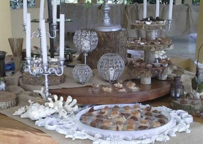Table decoration by DOMINICAN EXPERT