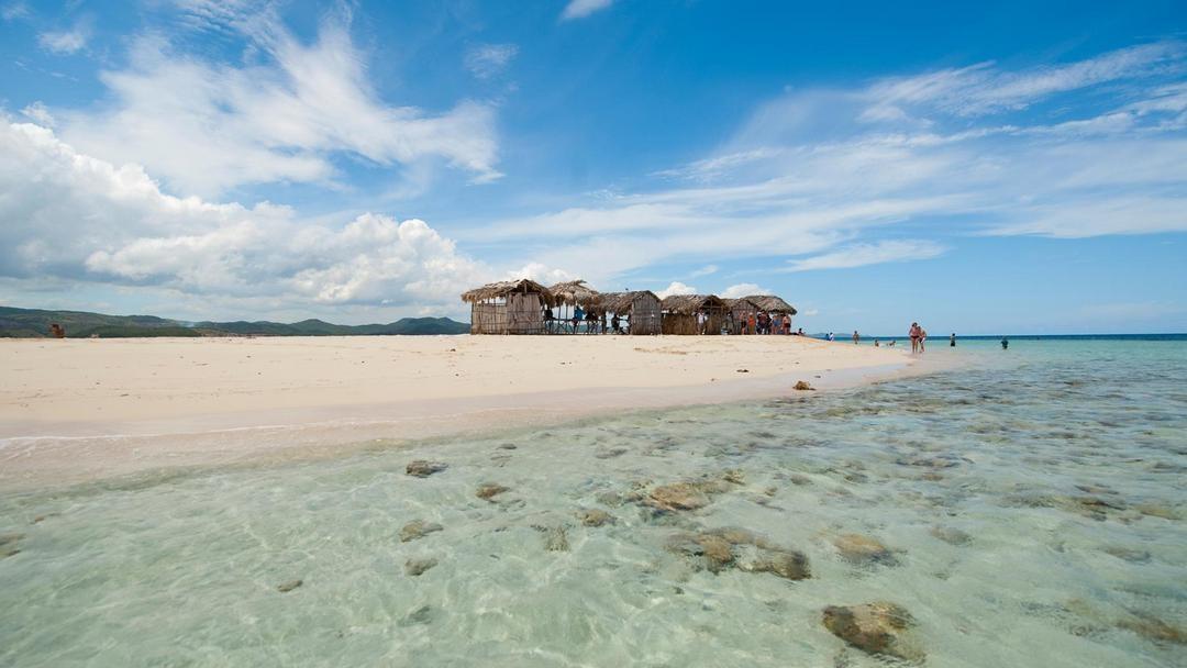 Cayo Arena: el banco de arena más bonito de la República Dominicana