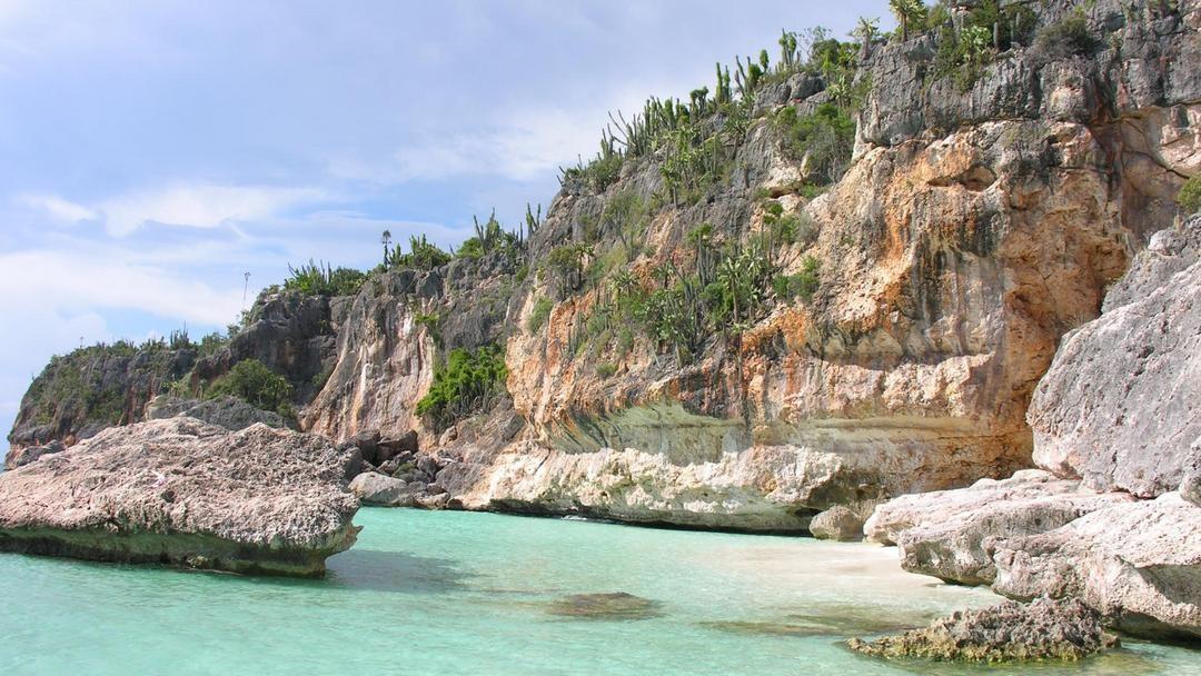 Bahía de las Águilas, playa virgen en República Dominicana