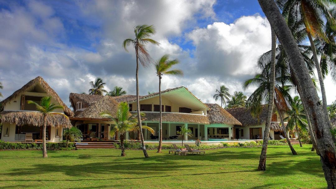 The Villa del Mar in Las Terrenas