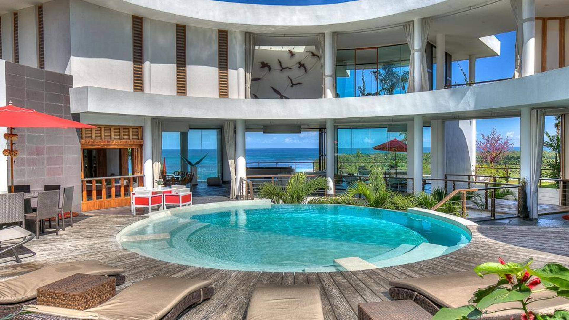 The Sphere, luxury vacation villa in Las Terrenas