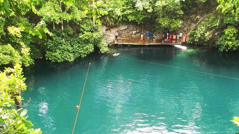 Laguna El Dudu: mucha diversión para aventureros y miedosos.