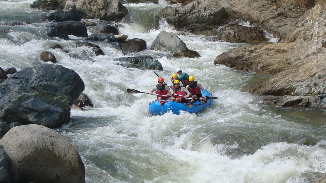 River Rafting in the Dominican Republic