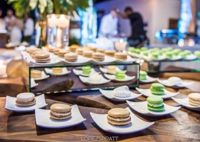 Dessert table by MI CORAZON