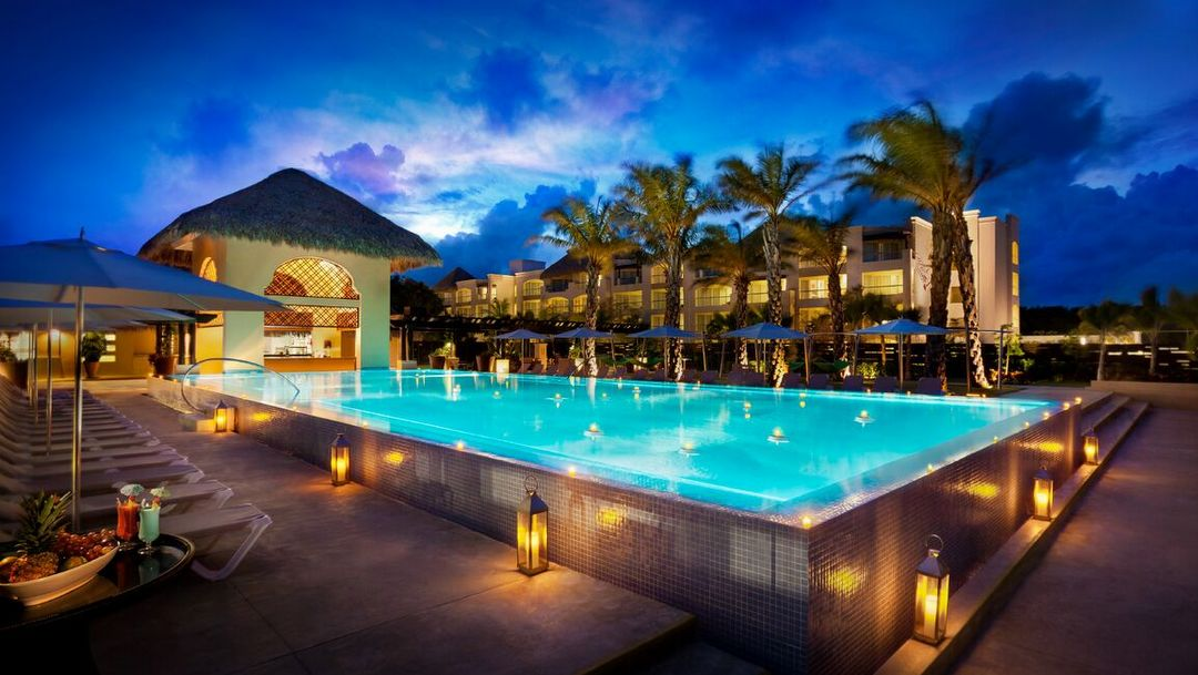 Eden Pool, Hard Rock Hotel & Casino Punta Cana