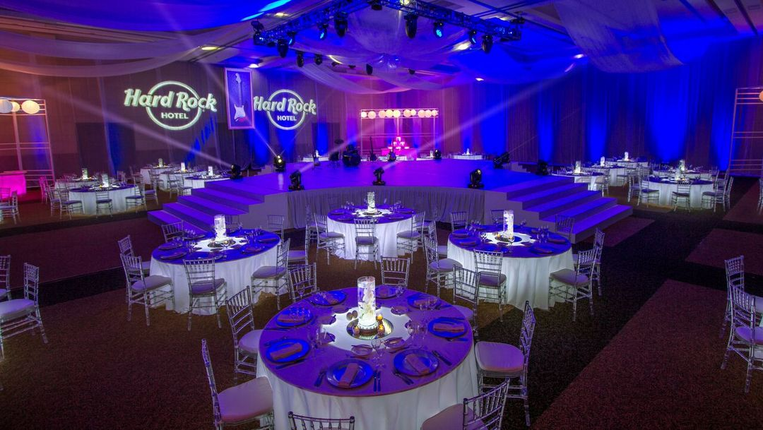 Event Room, Hard Rock Hotel & Casino Punta Cana