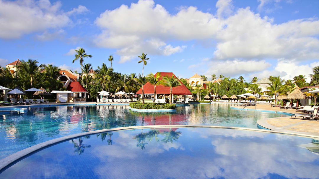 Pool at Luxury Bahia Principe Ambar