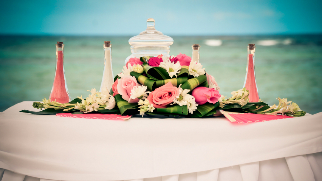 Beach Ceremony at Grand Bahia Principe