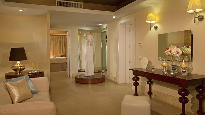 Spa Bridal Suite