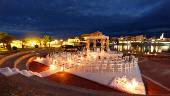 Amphitheatre - Destination Wedding