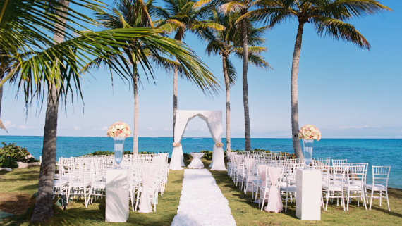 Private Island - Destination Wedding