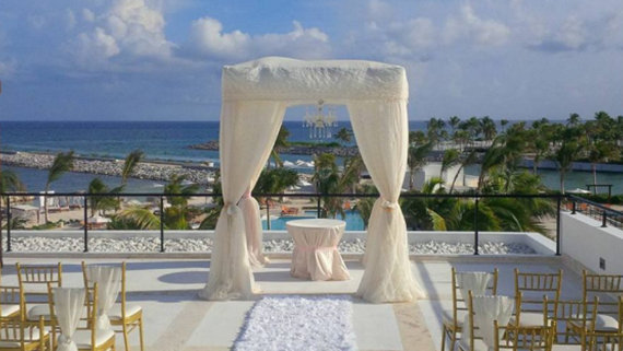 Sky Terrace - Destination Wedding