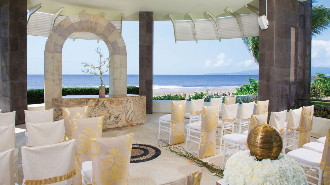 Beach Ceremony Gazebo, Hard Rock Hotel & Casino Punta Cana