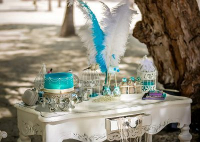 Sea Breezes Decoration Details