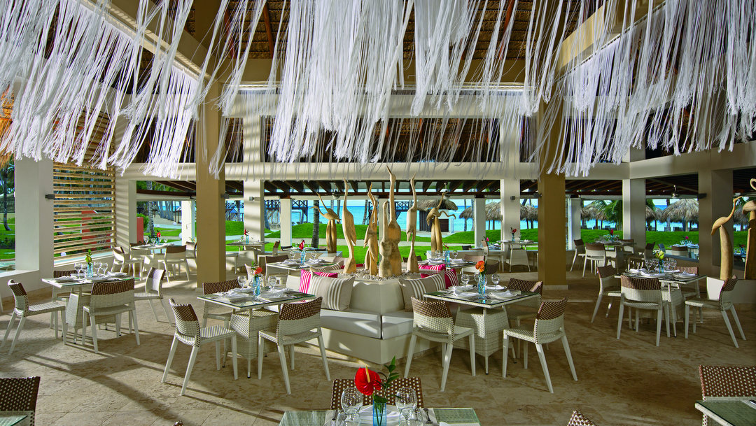 Restaurant at Breathless Hotel