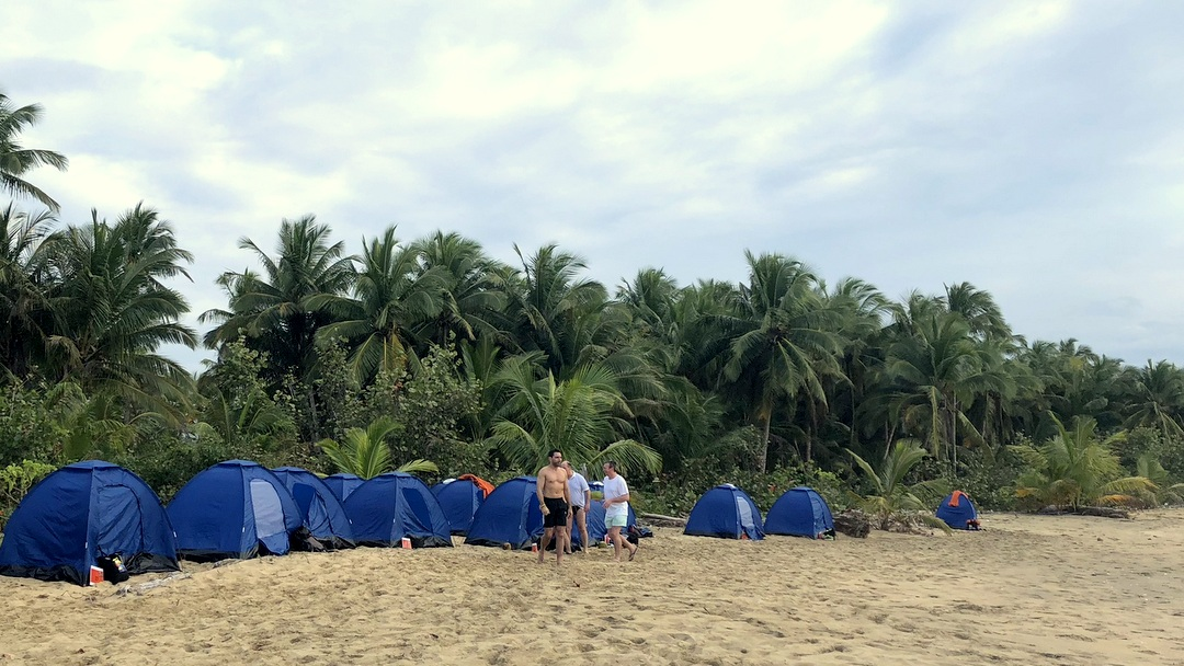 Incentive Travel Dominican Republic: Adventure Camping at the Beach