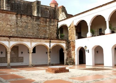 Patio histórico