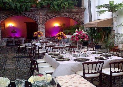 Patio Colonial en Santo Domingo