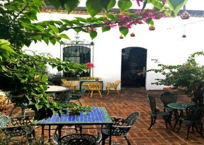 Café Colonial en Santo Domingo