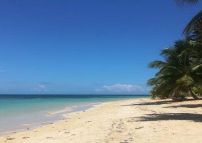 Playa en Las Terrenas