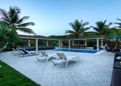 Lugar de jardín en Santo Domingo