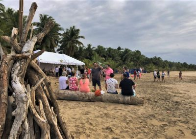 Incentives in the Dominican Republic by Dominican Expert - Camping at the beach