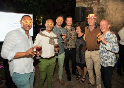Viajes de Incentivo en la República Dominicana por Dominican Expert - Fiesta de mascaras para un evento corporativo