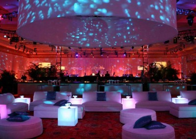 An event in Santo Domingo organized by WICKED Events
