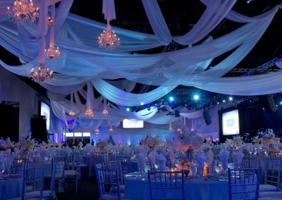 A cooperate event in Santo Domingo organized by WICKED Events