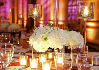 Table decoration by WICKED Events