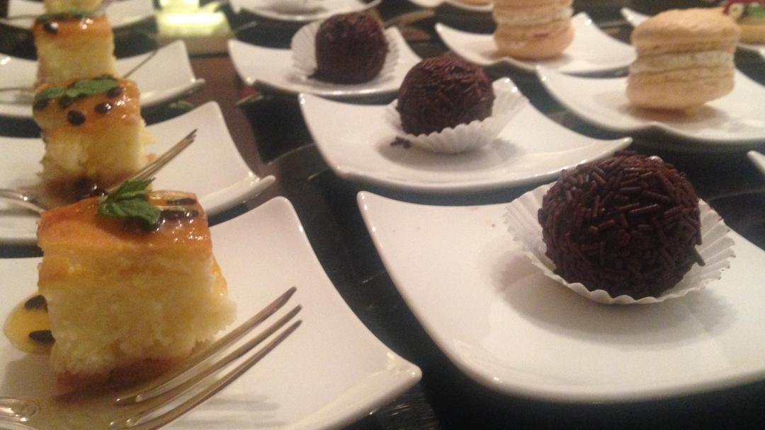 Sweet Dessert from MI CORAZON Catering