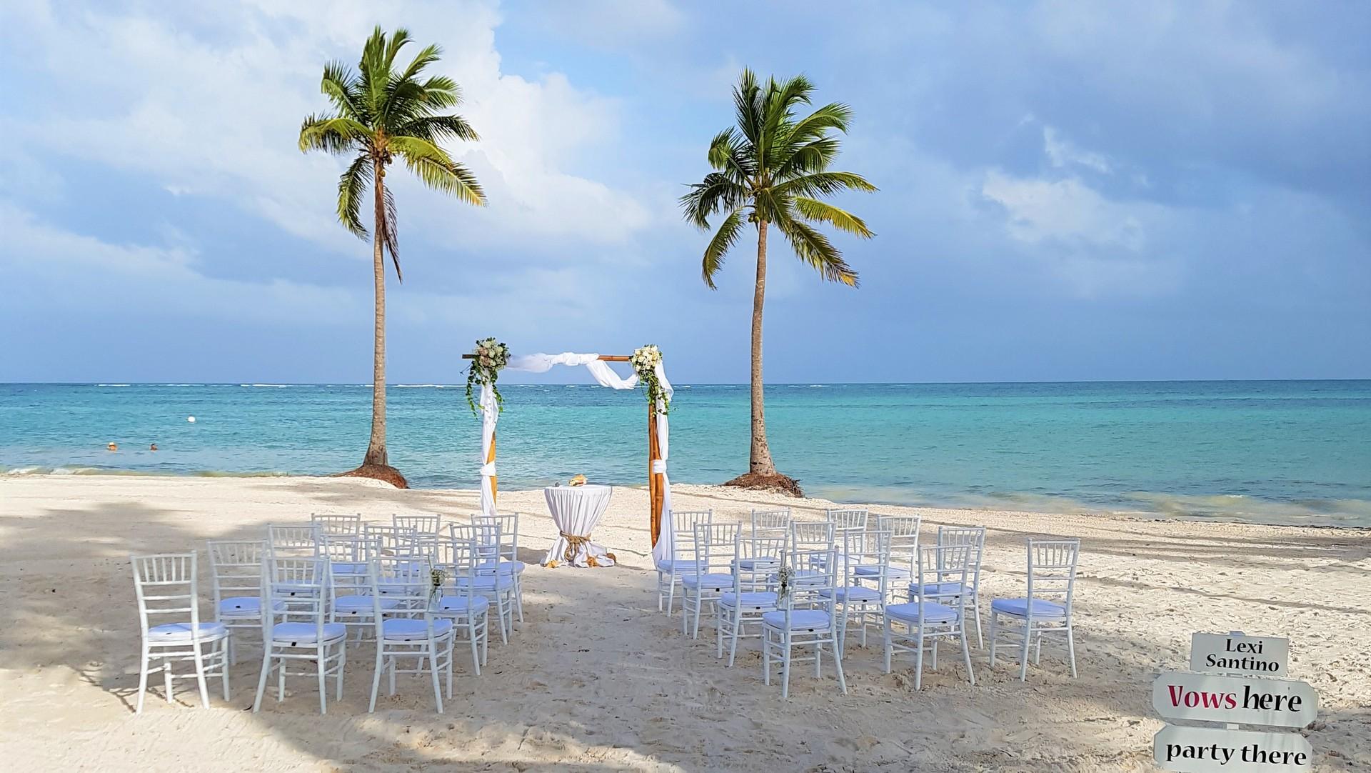 Destination Wedding in Punta Cana